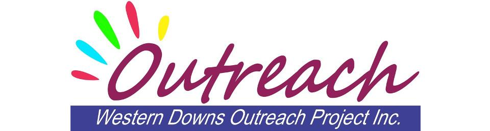 Western Downs Outreach Project Logo